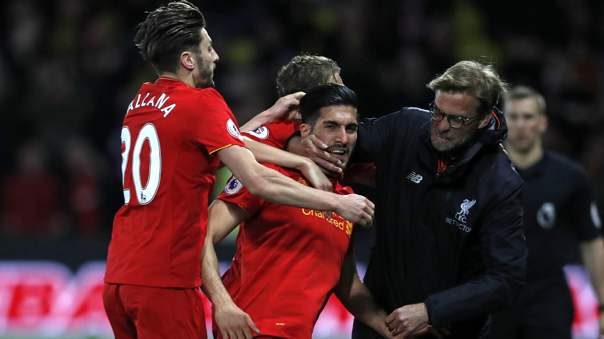 Liverpool raih kemenangan di markas Watford